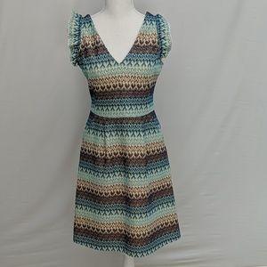 Anthropologie Dresses - Anthropologie Tabitha teahouse dress size 2
